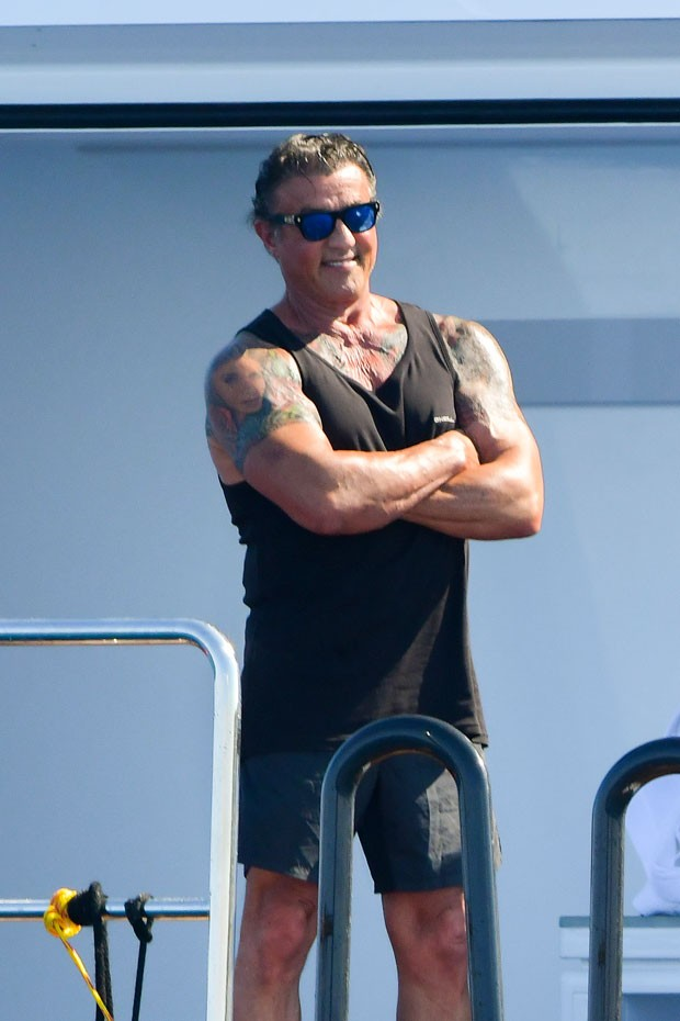 Sylvester Stallone  (Foto: The Grosby Group)