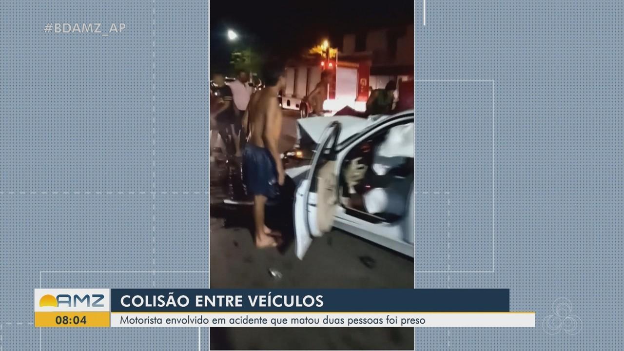 Motorista de BMW envolvido em acidente que matou 2 tem prisão preventiva decretada