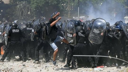 Foto: (Eitan Abramovich/AFP )