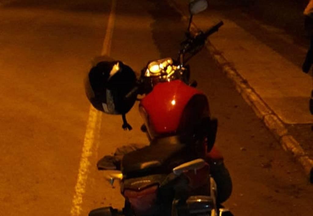Foragido do Presídio de Rio do Sul é preso na carona de um moto em Pouso Redondo