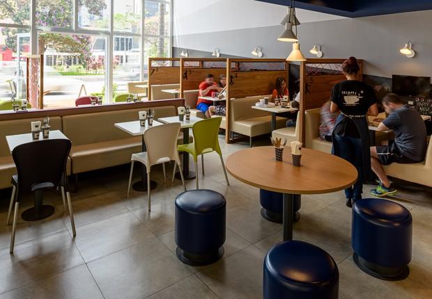 Café Trampolim, novo café da rede Accor (Foto: Daniel Pinheiro, divulgação)