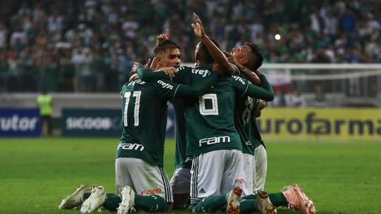 Palmeiras 5 x 2 Vitória - Campeonato Brasileiro sub-20 2018 Final - Tempo  Real - Globo Esporte 493b8dfbc28a3