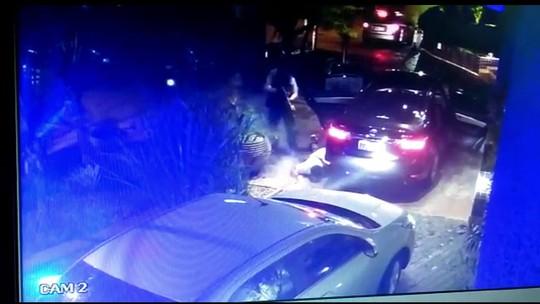Integrante de facção é morto em ataque a tiros em frente a hotel em SP; veja vídeo