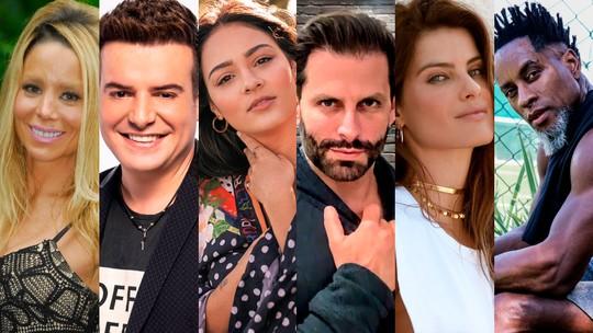 'Dança dos Famosos 2020': participantes revelam expectativa para a estreia do quadro