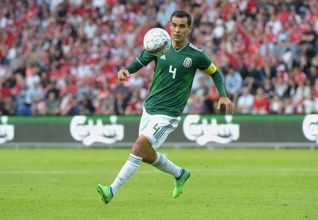 Rafael Márquez, capitão da Seleção do México (Foto: Sefa Karacan/Anadolu Agency/Getty Images)