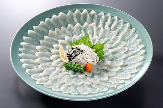 Fugu é o nome culinário dado ao baiacu (Foto: divulgação)