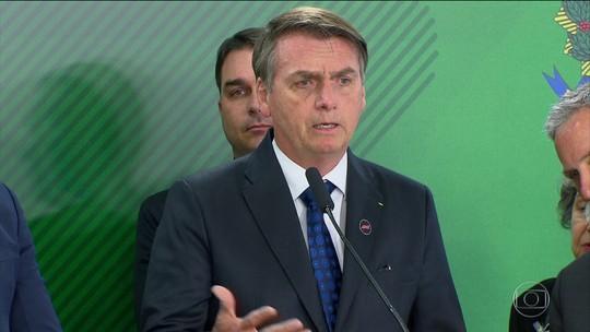 Bolsonaro envia projeto para que Congresso lhe permita ampliar porte de armas por decreto
