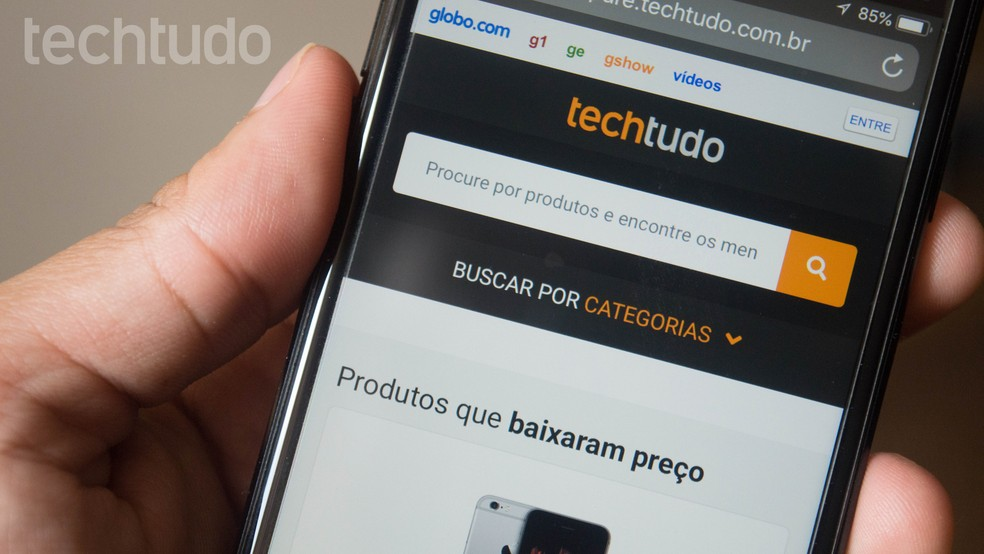 598f03e14 ... Confira como usar o Compare TechTudo para encontrar celulares baratos à venda  na internet — Foto