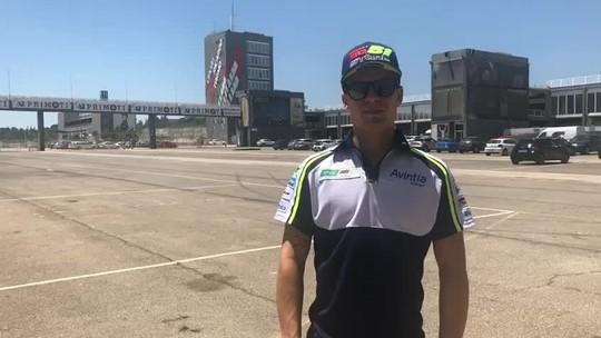 MotoE: Eric Granado vence a primeira corrida-teste da Copa do Mundo de Motos Elétricas!