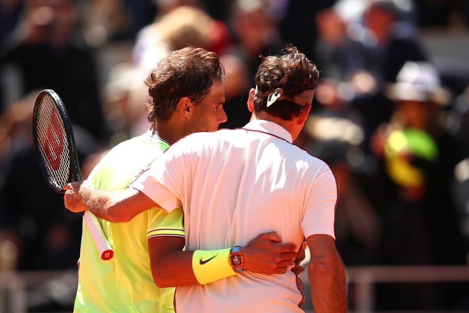Nadal mantém invencibilidade contra Federer em Roland Garros e avança à final pela 12ª vez