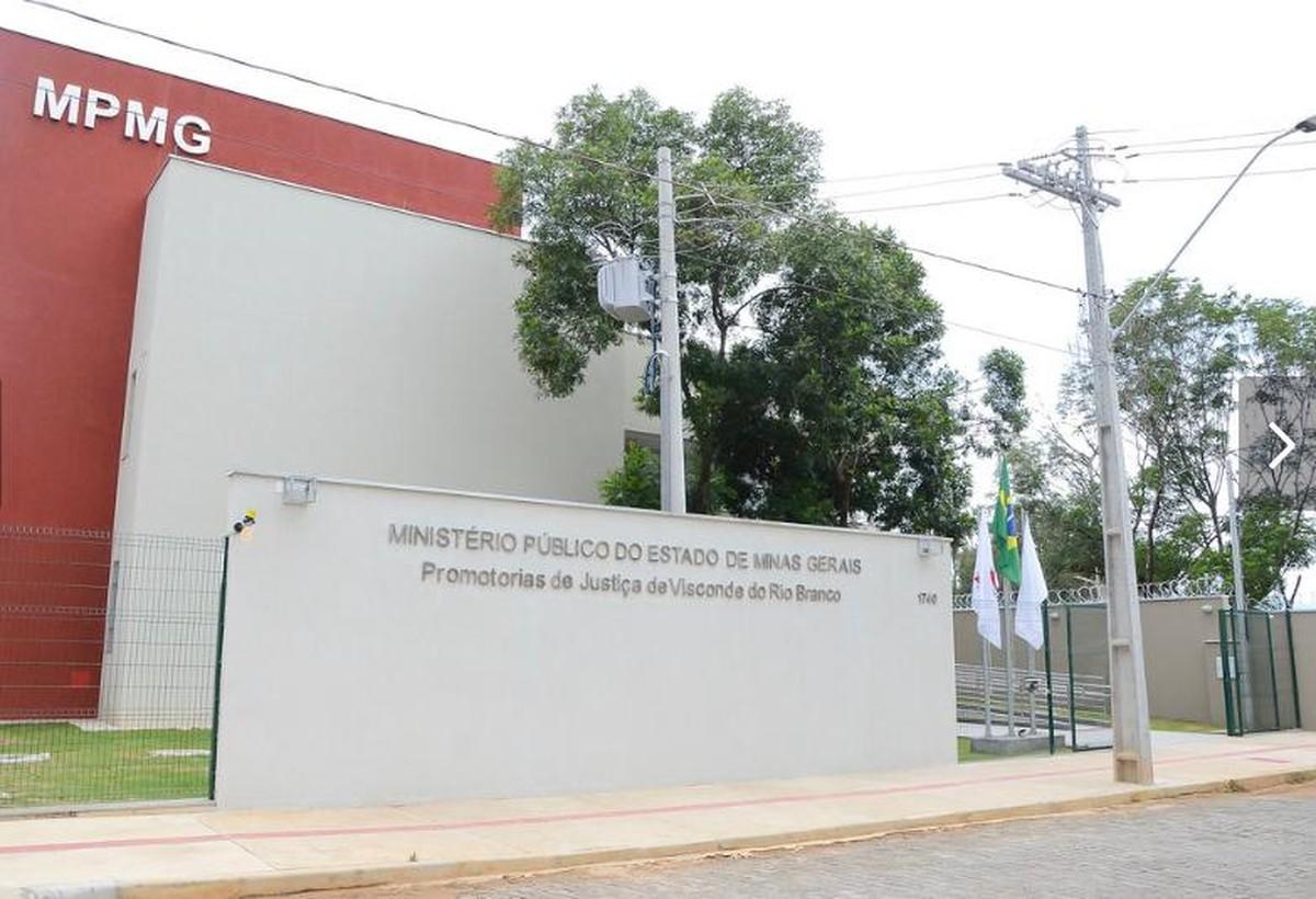 Ministério Público já funciona em nova sede em Visconde do Rio Branco - G1