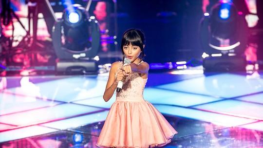 Iris Pereira e Felipe Adetokunbo são os escolhidos para a próxima fase do 'The Voice Kids'