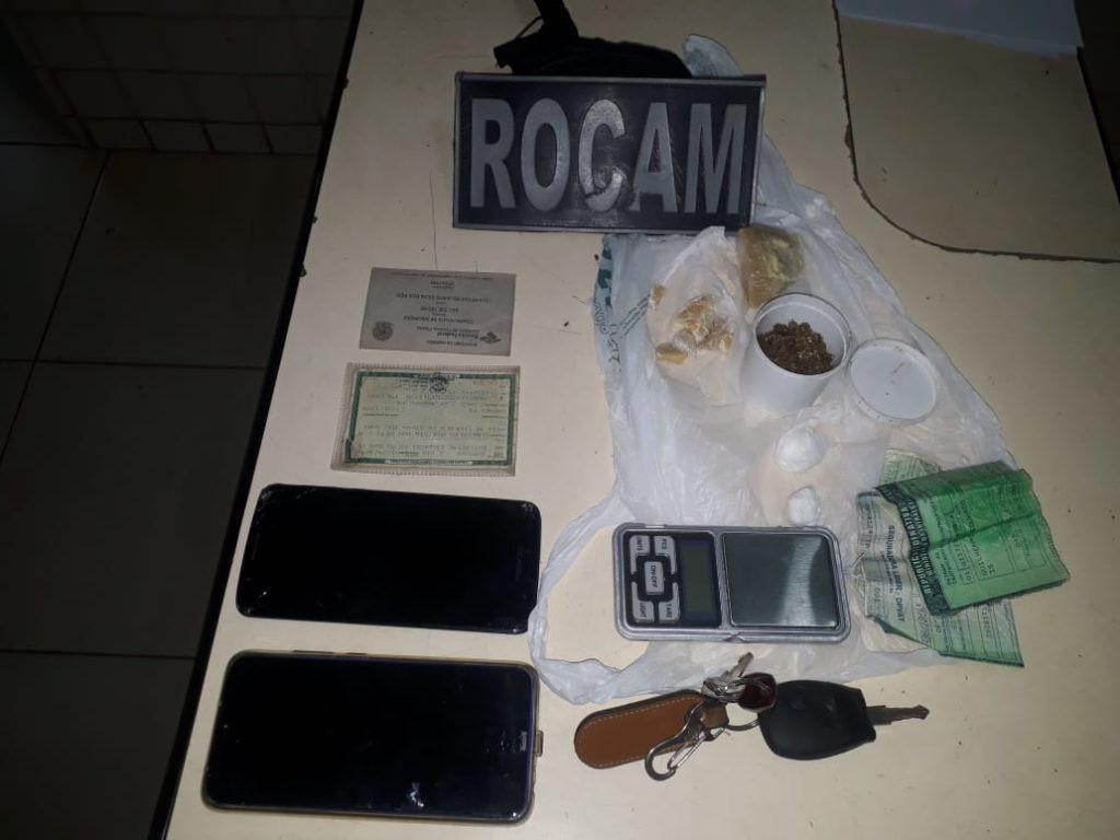 Dupla é presa ao ser flagrada vendendo droga via PIX, no Pará
