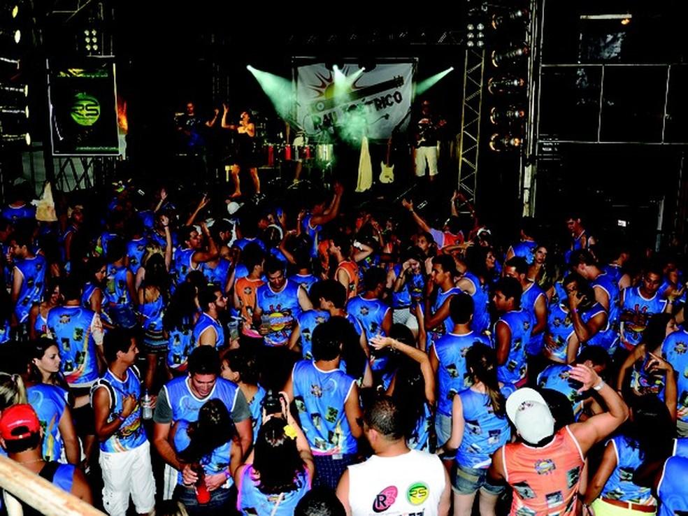 Carnaval de Caconde  (Foto: José Carlos Lopes)