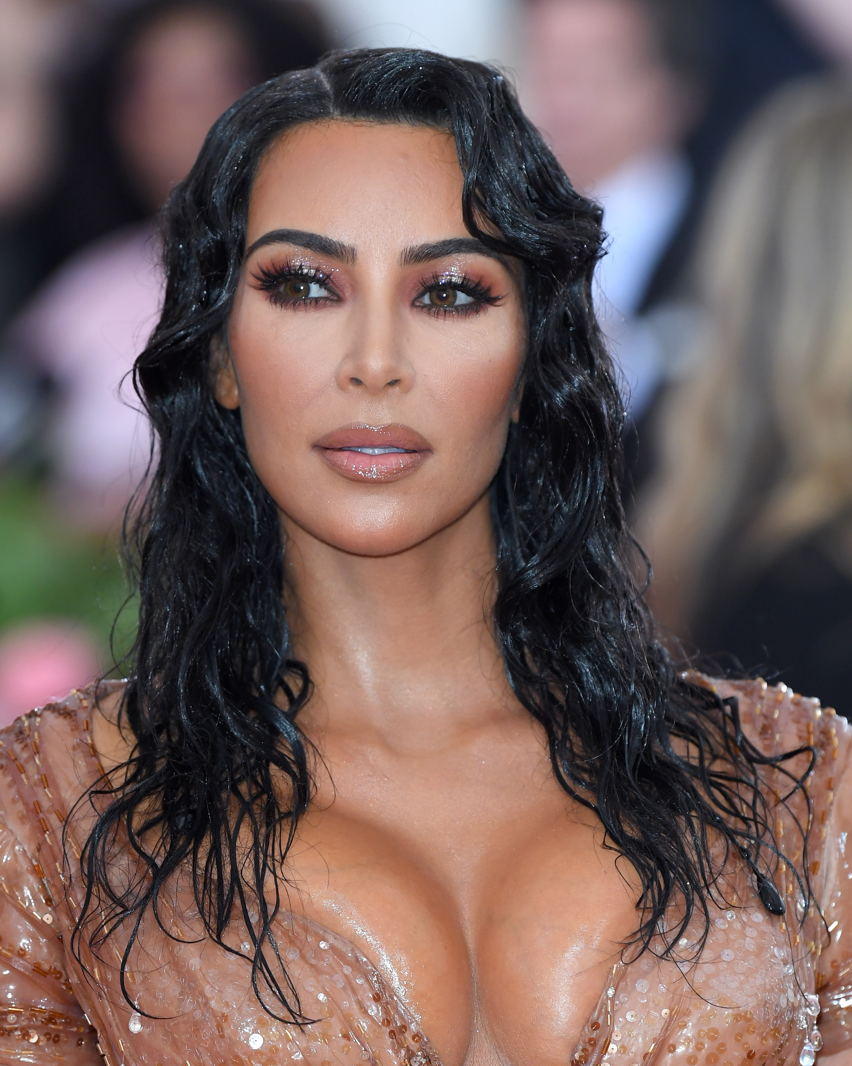 Kim Kardashian no Met Gala 2019 (Foto: Getty Images)