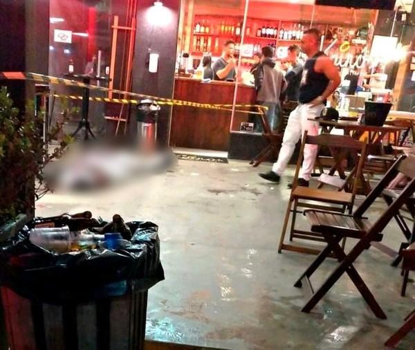 Quem vai ser o primeiro a morrer?', perguntou atirador antes de matar homem  no litoral de SP   Santos e Região   G1