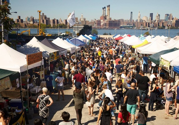 Smorgasburg (Foto: Behind The Scenes NYC)