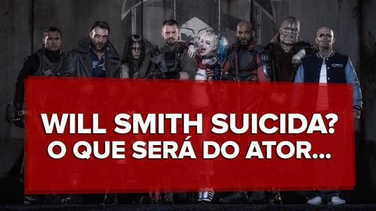 'Esquadrão Suicida' tem novo trailer com foco em Will Smith; assista