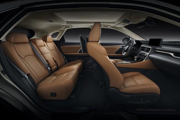Lexus RX 2020 (Foto: Divulgação)