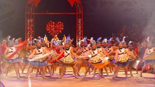 Reveja o programa especial 'Natal do Bem', gravado em Gramado