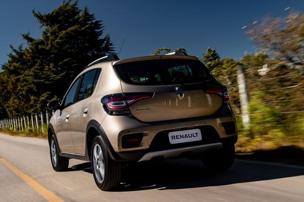 Renault Stepway (Foto:  Divulgação)