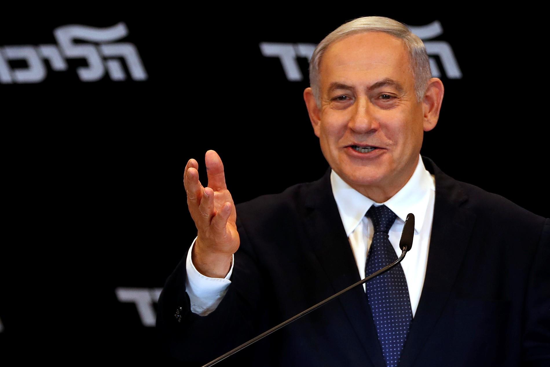 Netanyahu terá que comparecer à abertura de seu julgamento