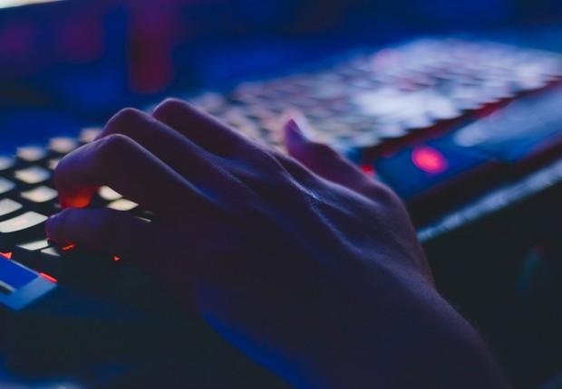 computador, teclado, jogos (Foto: Pexels)