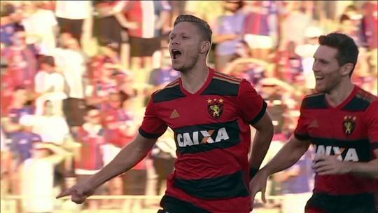 Com Marlone nas cobranças, Sport mostra força em bolas paradas na Série A