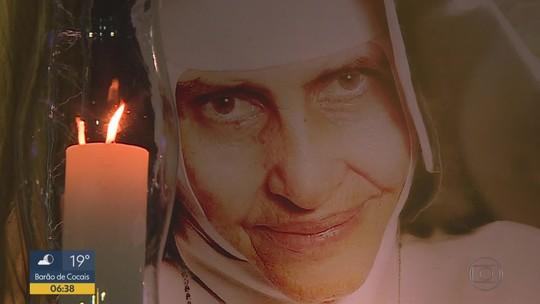 Paróquia Santa Dulce dos Pobres celebra canonização de Irmã Dulce em BH