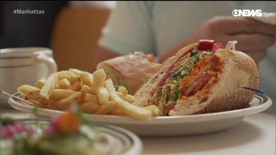 Diner em Chinatown oferece pratos práticos e sofisticados a preços acessíveis