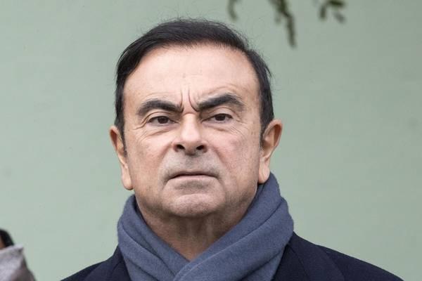 Carlos Ghosn é acusado de ter falsificado declarações de renda (Foto: EPA)