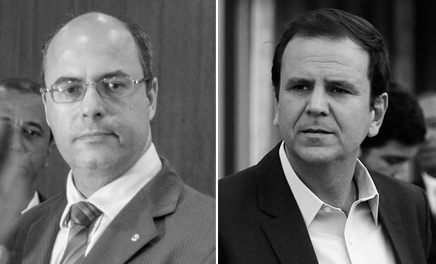 Candidatos ao governo do Rio