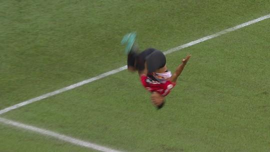 Veja os gols e os melhores momentos de Athletico x Fluminense, pelo Brasileirão