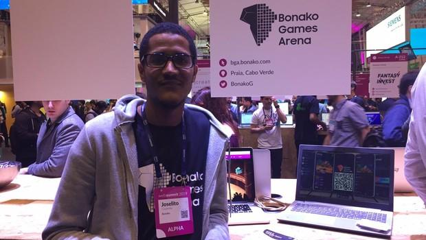 Joselito Coutinho, fundador da Bonako Games (Foto: Editora Globo)