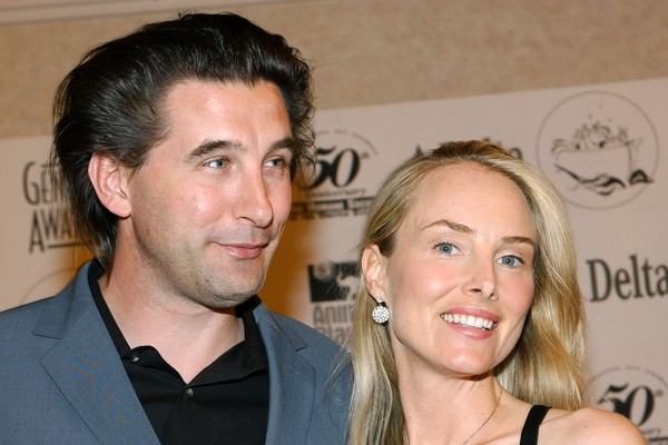 O ator William Baldwin com a esposa, Chynna Phillips (Foto: Getty Images)