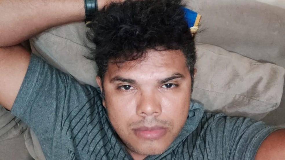 Jornalista Edney Menezes, de 44 anos, foi morto com três tiros na cabeça em Peixoto de Azevedo — Foto: Arquivo pessoal