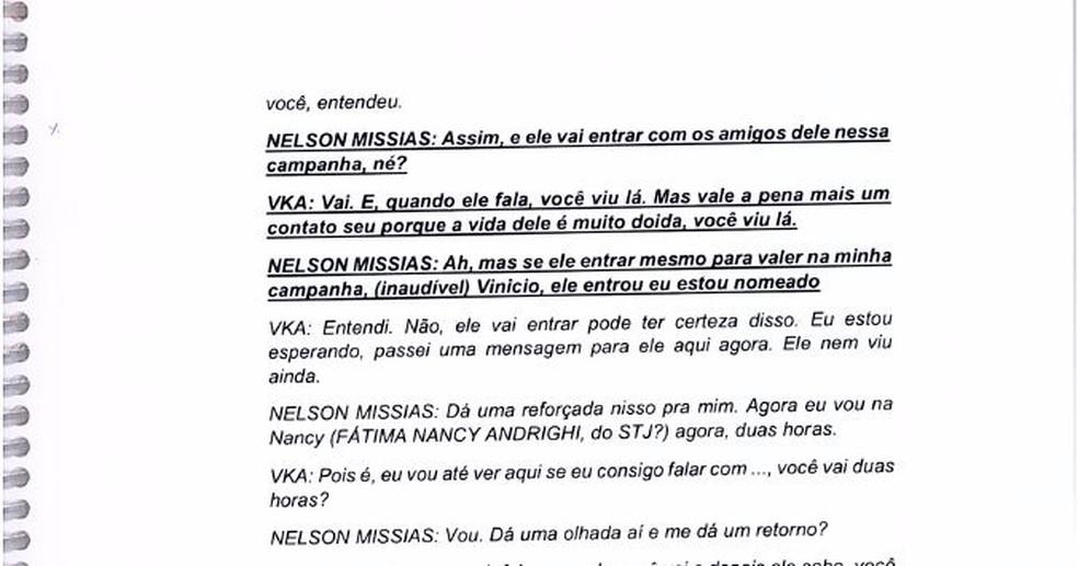 Após decisão do STJ, desembargador Nelson Missias de Morais deve ser ouvido nesta quinta-feira (6). — Foto: Reprodução