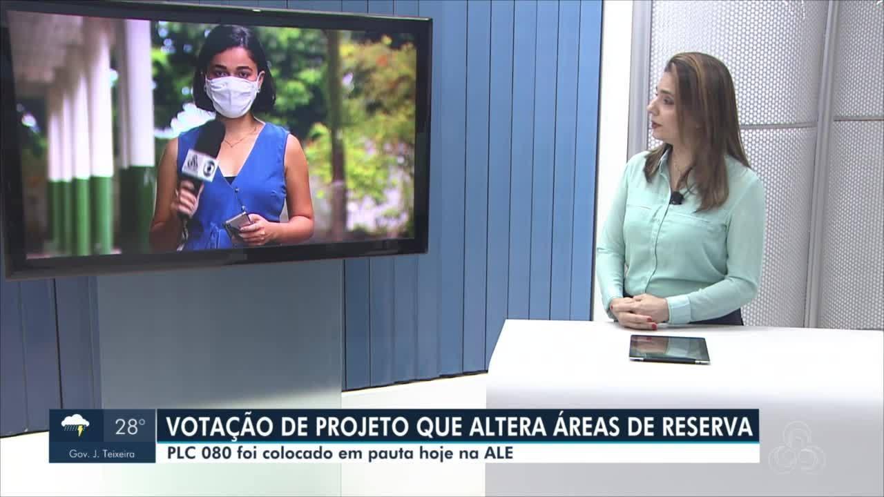 Assista a íntegra do Jornal de Rondônia 2ª edição desta quarta-feira, 07