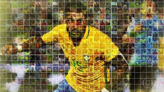 Perfil JN: acostumado à superação, Paulinho espera nova história na Seleção