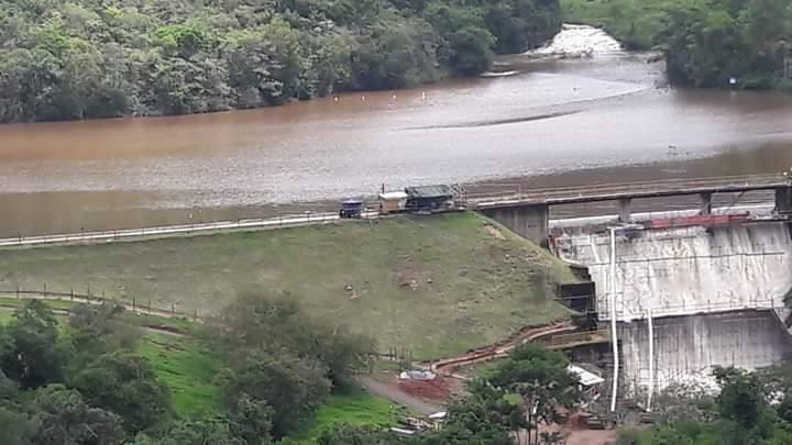 Vale encerra estado de alerta da barragem de Mello em Rio Preto, MG - Noticias