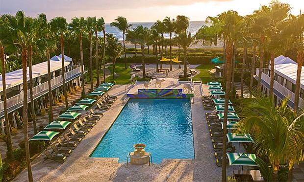 Hotel pet friendly em Miami alia design e sustentabilidade  (Foto: Divulgação)