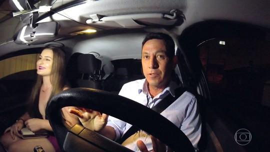 Pais de vítimas da tragédia na boate Kiss trabalham como motoristas para alertar jovens