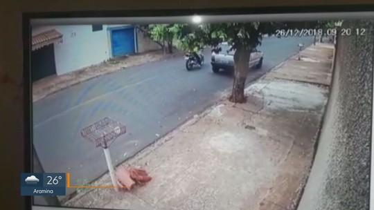 Motociclista mata vendedor com tiros à queima-roupa em Barretos, SP