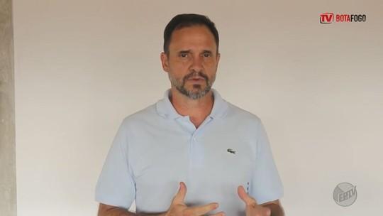 Wagner Lopes chega ao Botafogo-SP e fala em montar time ofensivo