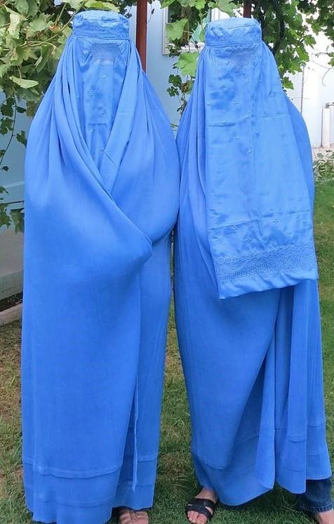 A burqa (Foto: Wikimedia Commons)