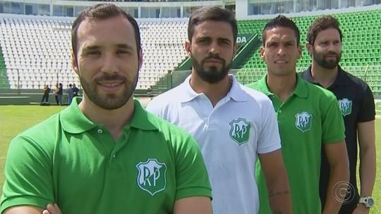 Rio Preto procura jogadores com bom comportamento e apresenta os primeiros reforços para a A3