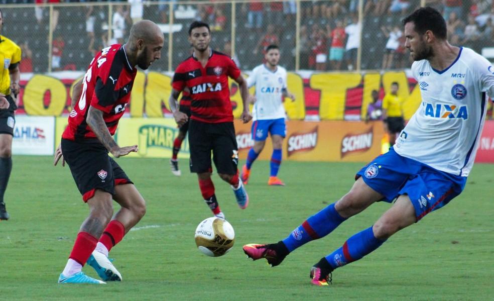 Tricolor perdeu título do Baianão para o Vitória (Foto: Maurícia da Matta/Divulgação/EC Vitória)