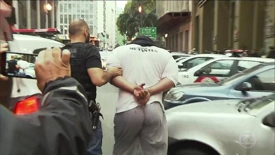 108 são presos em ação contra distribuição de pornografia infantil
