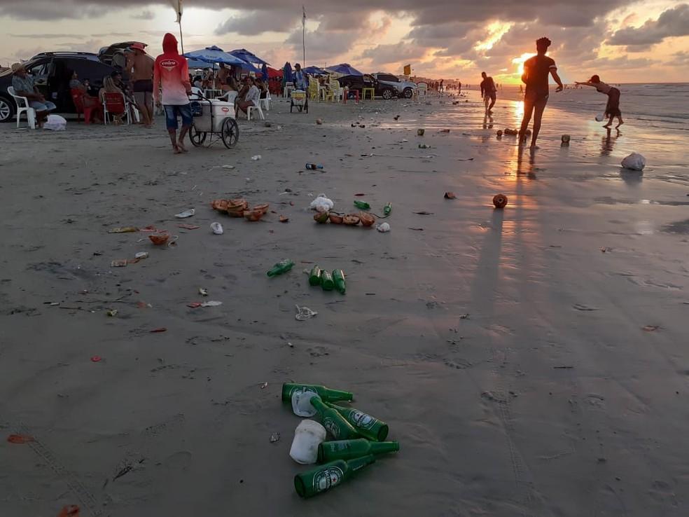 Veranistas lotam praias do Pará no terceiro final de semana de ...