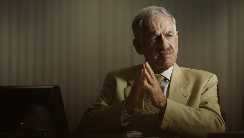 Sebastião Barbosa-presidente-Embrapa-Sebastiao (Foto: Adriano Machado/Ed. Globo)